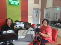 Bisnis Interaktif Radio ANDIKA bersama Ahli Totok Syaraf, Bu Mujiati