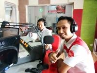 Bisnis Interaktif Radio ANDIKA bersama Telkom Witel Kediri