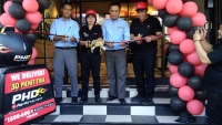 Grand Opening Pizza Hut Delivery (PHD) Kediri.