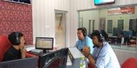 Bisnis Interaktif Radio ANDIKA bersama PT. PLN UP3 Kediri