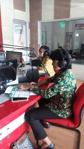 Publik Interaktif Radio ANDIKA Bersama Poltekkes Kemenkes Malang