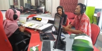 Bisnis Interaktif Radio ANDIKA bersama Purnama Hotel Batu
