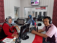 Bisnis Interaktif Radio ANDIKA bersama Rameyza Tour And Travel