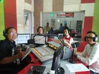 Bisnis Interaktif Radio ANDIKA bersama PT. Telkom Area Kediri