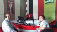 Bisnis Interaktif Radio ANDIKA bersama ASTRA Infra Toll Road Jombang-Mojokerto