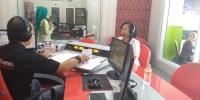 Bisnis Interaktif Radio ANDIKA bersama UPBJJ-UT MALANG