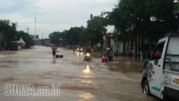 Banjir Kembali Terjang Mojoagung dan Mojowarno Jombang, Ratusan Rumah Terendam