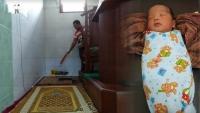 Ingat Bayi Ganteng yang Dibuang di Dalam Masjid Mojokerto? Identitas Pembuangnya Tak Terduga