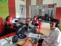 Bisnis Interaktif Radio ANDIKA bersama PT Tazkia Surabaya