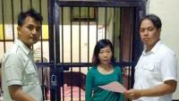 Janda Dua Anak Ditangkap saat Tidur di Rumah Kos di Kediri Setelah Setahun Jadi Buronan Polisi