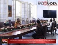 Jokowi akan Selenggarakan Peringatan Hari Pancasila Lebih Meriah