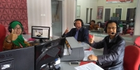 Bisnis Interaktif Radio ANDIKA bersama KAMIL PUSTAKA Surabaya