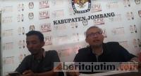 KPU Jombang Coret 65 Bakal Caleg