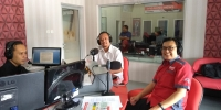 Bisnis Interaktif Radio ANDIKA bersama PT Atlantic Biruraya (Cheers)