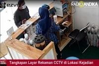 Modus Penipuan Berkedok Pinjam Elpiji Terjadi di Kediri, Aksi Pelaku Terekam CCTV