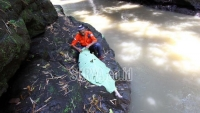 Penemuan Mayat Bocah Perempuan di Sungai Balongcangkring Mojokerto, Korban Pembunuhan?