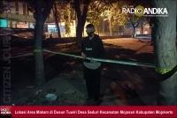 Pemilik Janin Yang Dikuburkan di Area Makam Dusun Tuwiri Mojokerto Terungkap