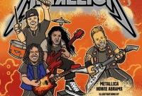 Metallica Rilis Buku Anak