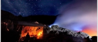 Fenomena Blue Fire gunung Ijen Indonesia