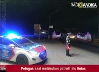 PPKM Darurat,  Kasus Kecelakaan di Trenggalek Turun Hingga 22,2 Persen