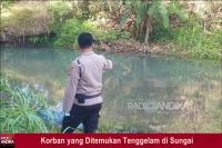 Depresi, Wanita Asal Binangun Blitar Ditemukan Tenggelam di Sungai